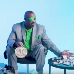 Slick Rick Shows Off His Insane Jewelry Collection