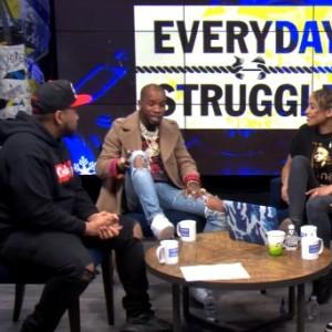 Tory Lanez Talks Joyner Lucas Battle x Drake vs Pusha T   Everyday Struggle