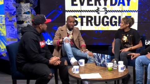 Tory Lanez Talks Joyner Lucas Battle x Drake vs Pusha T | Everyday Struggle