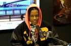 A$AP Rocky Says That Wasn't Him Fighting In Toronto