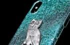 Drake Drops $400,000 On Custom Made OVO Diamond iPhone Case Cover