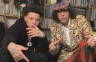 Nardwuar vs Lil Mosey At Neptoon Records