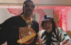 Nardwuar vs Snoop Dogg At Fortune Sound Club