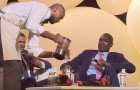 """Serge Ibaka Presents: """"How Hungry Are You?"""" With Chris Tucker And D. Mutombo Ep 7"""