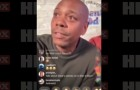 "Dave Chappelle Calls Daniel Caesar ""Gay"" During Awkward Instagram Live"