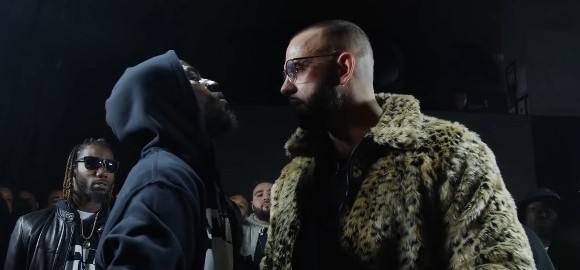 UrlTV/Smack: Rap Battle – Tay Roc vs Pat Stay