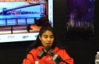 Jessie Reyez On The The Angie Martinez Show