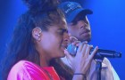 """Jessie Reyez & 6LACK Perform """"Imported"""" On The Late Show With Stephen Colbert"""