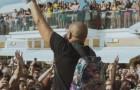 Sean Paul Hits Up Cabana Pool Bar During Caribana 2019