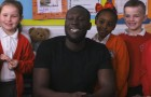 Kids Grill Stormzy About Favourite Rapper, A Wasteman & Why He Says So Many Naughty Words