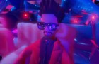 The Weeknd Ft Doja Cat- In Your Eyes (Animated Video)