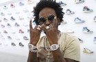 Popcaan Goes Shopping For Sneakers At Kick Game
