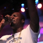 Live: J Noble Performs At The Bun B Concert