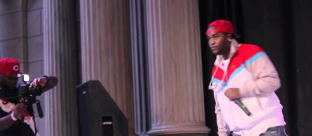 Live: Corey Fila At Reema Day