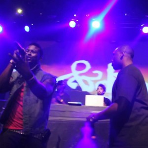 Live: Jack Flawless Performs At The Bun B Concert (2011)