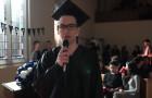 "Behind The Scenes: Lucas DiPasquale ""Speech"""