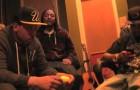 Boogz Boogetz & Chinx Drugz In Studio