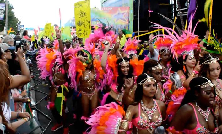 Caribana Parade Toronto 2017 Highlights