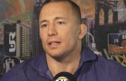 GSP Talks UFC Comeback, Being Bullied & Mayweather vs McGregor