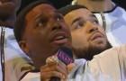 Raptors Unveil NBA Championship Banner