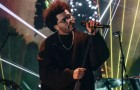 "The Weeknd Performs ""Save Your Tears"" On iHeartRadio Jingle Ball"