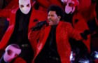 The Weeknd Puts On An Amazing Halftime Show At Super Bowl LV